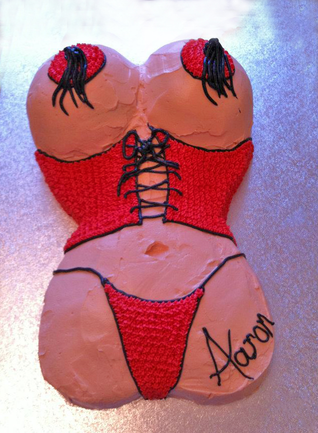Adult Cake 72